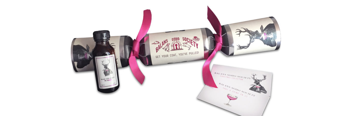 Make Christmas Go Off With A Bang With Limited Edition Cocktail Crackers From Balans Soho Society Hero Image
