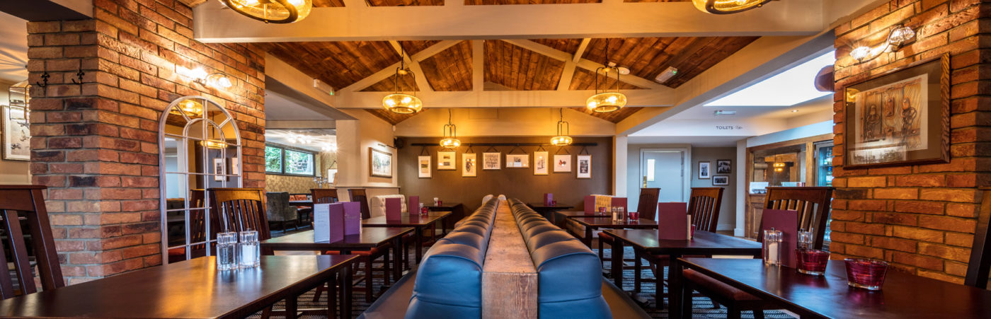 A Great British Pub: Escape to the country at The Bear Hero Image