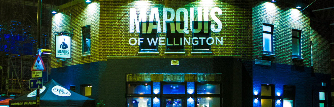 Pints, Pizzas And Pop-Ups: The Marquis Of Wellington Has Arrived! Hero Image
