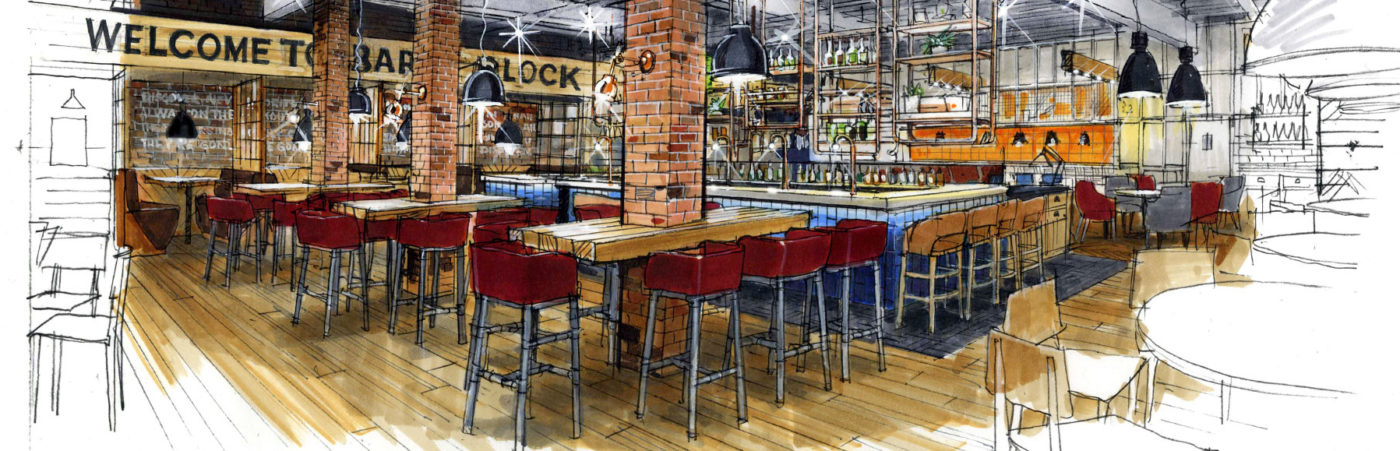 Bar + Block Steakhouse opens in Whiteley with 50% off food! Hero Image