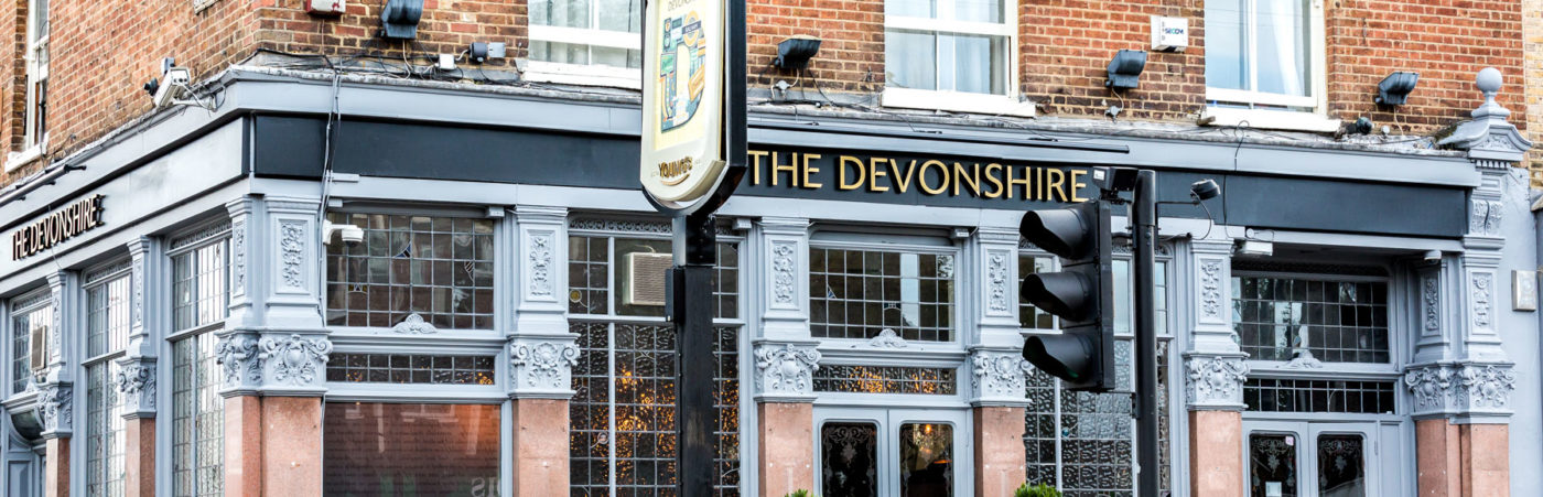 Uncover the secrets of The Devonshire, Balham Hero Image
