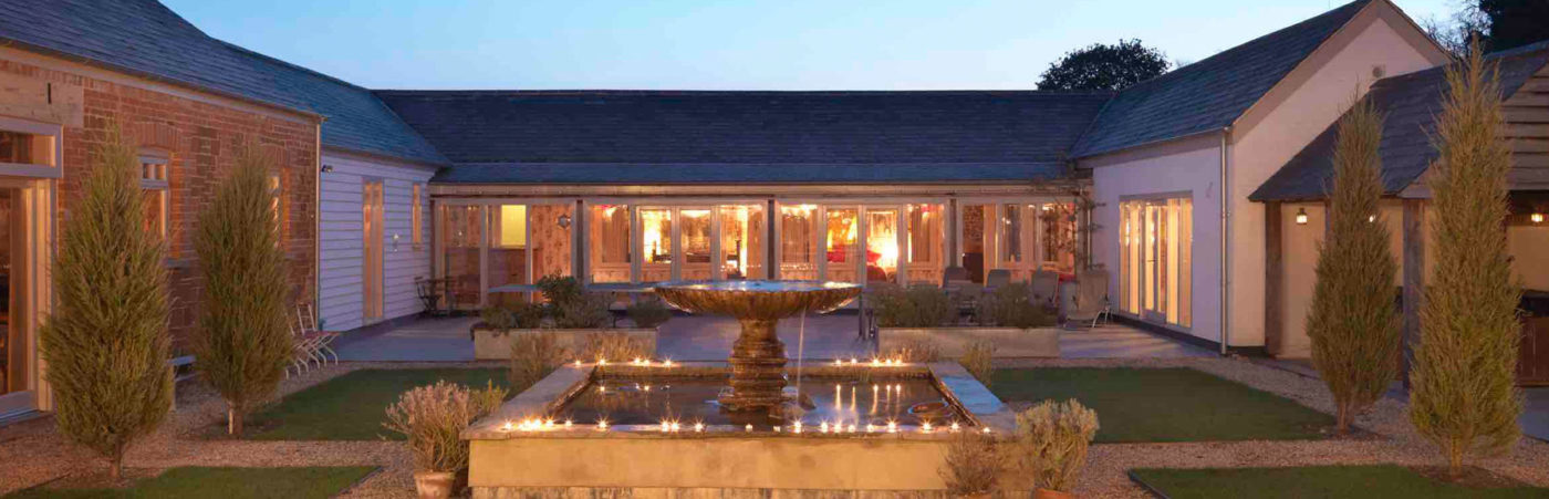 Enjoy 50% Off Weekend Breaks at Cliff Barns Hero Image