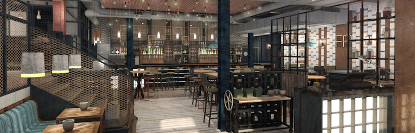 Foundry Project to open in Harrogate this April Hero Image