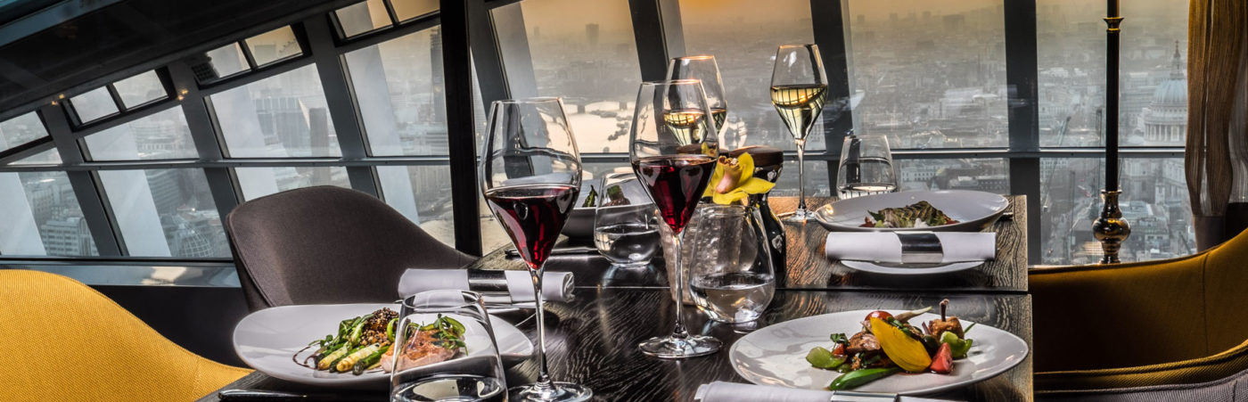Easter At Sky Garden – Weekend Brunch And Sunday Lunch Hero Image