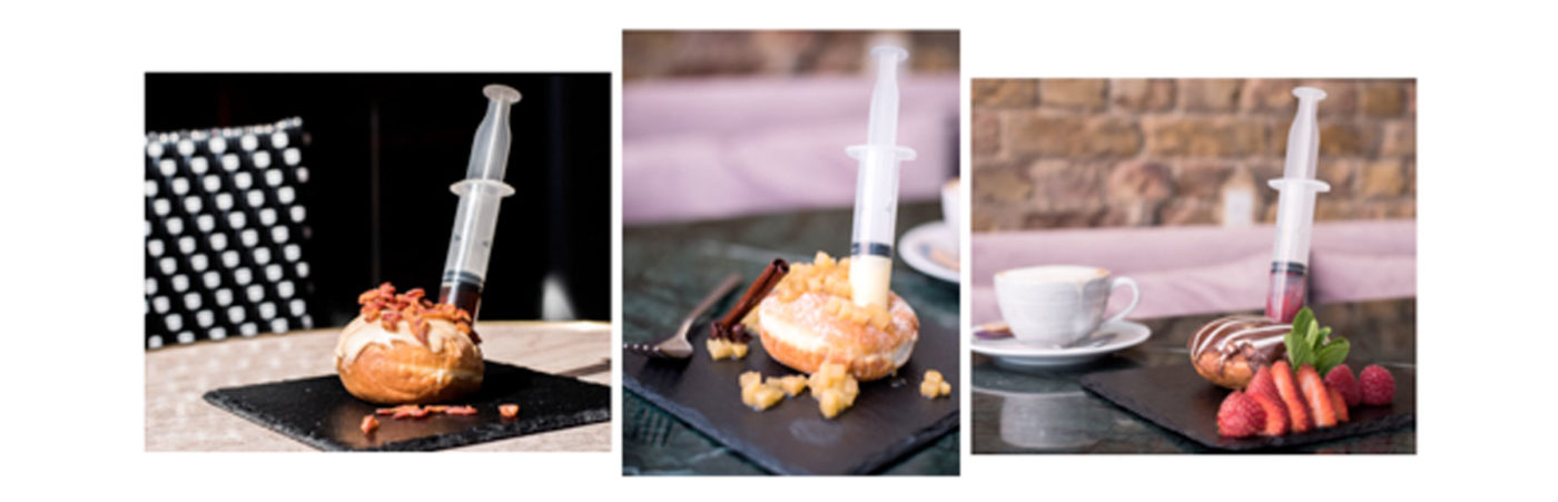 Celebrate National Doughnut Week (6th – 13th May) with Beignets at Bon Vivant Hero Image