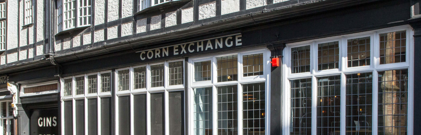 The Corn Exchange Returns To Hull Hero Image