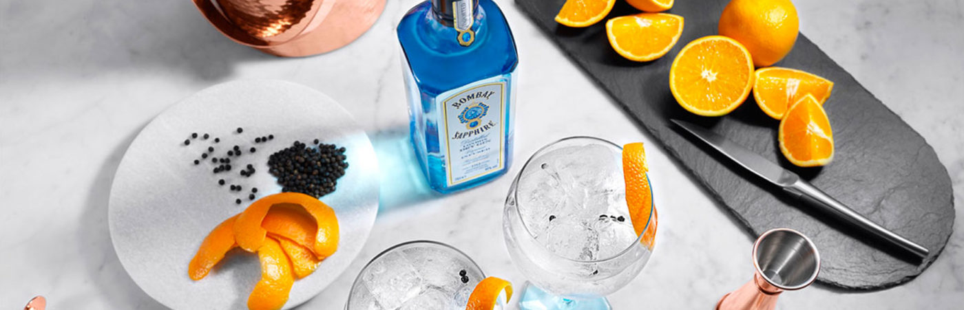 THE CINNAMON KITCHEN BRINGS A BOMBAY SAPPHIRE GIN GARDEN POP UP TO THE SQUARE MILE THIS SUMMER Hero Image