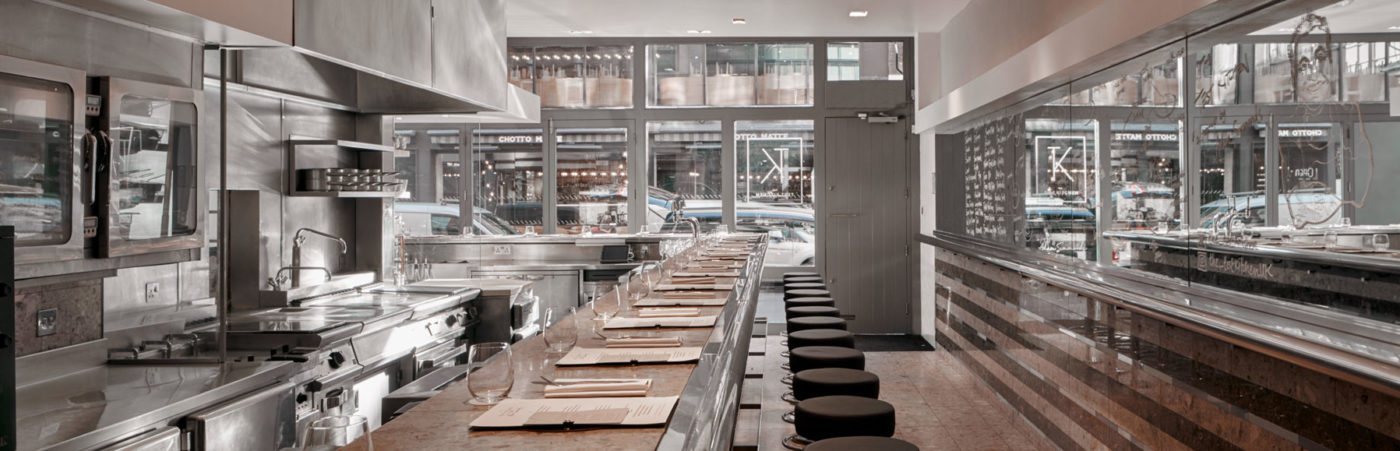 ADAM SIMMONDS POPS UP IN SOHO WITH THE TEST KITCHEN Hero Image