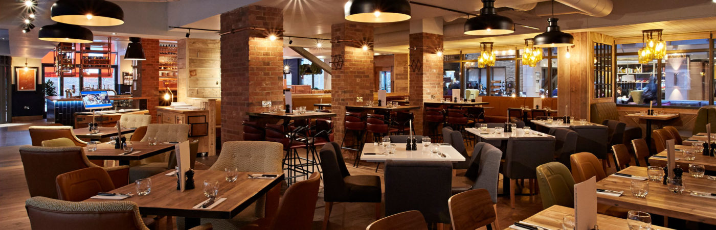 Express Lunch Menu for just £5 at Bar + Block Steakhouse, King's Cross, for Limited Time Only Hero Image
