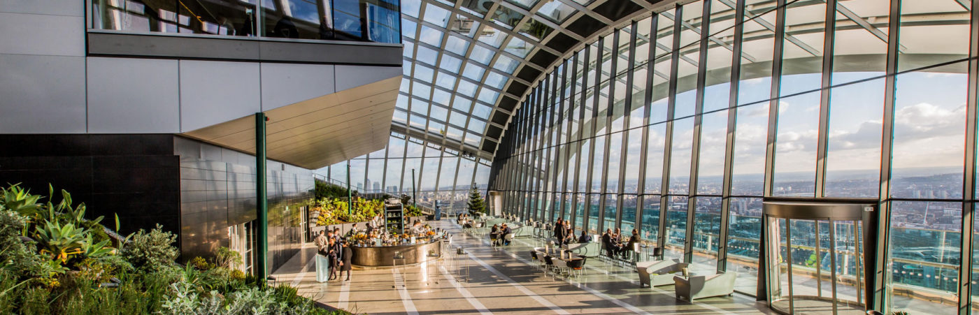 CELEBRATE MOËT PARTY DAY WITH THE ULTIMATE CHAMPAGNE BRUNCH AT SKY GARDEN Hero Image