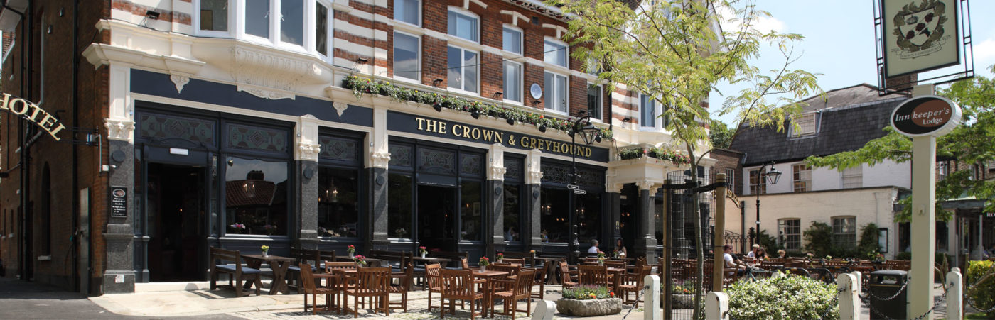 The Crown and Greyhound Returns to Dulwich Hero Image