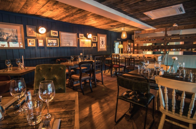 The New Look Chequers Inn is the Perfect Riverside Pub Hero Image