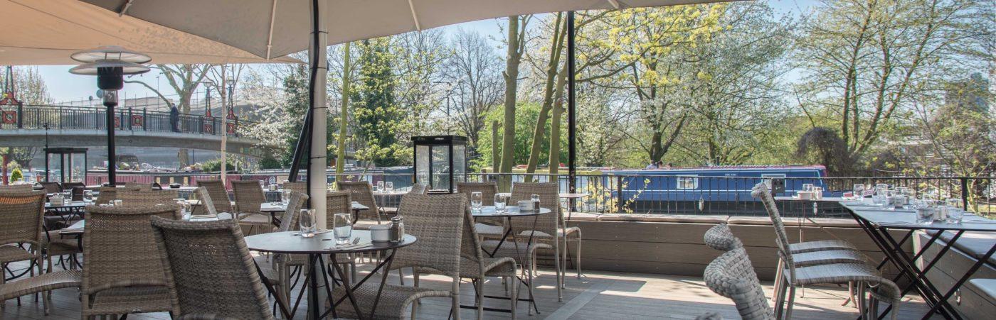 The Waterway Launches Summer Terrace & New BBQ Menu Hero Image