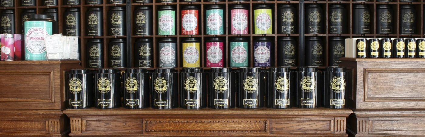 Mariage Frères brings tea savoir faire to London Hero Image