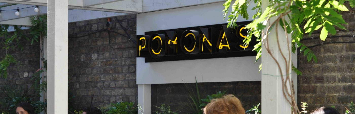 Pomona's Summer Terrace With New Gin & Oyster Bar Hero Image