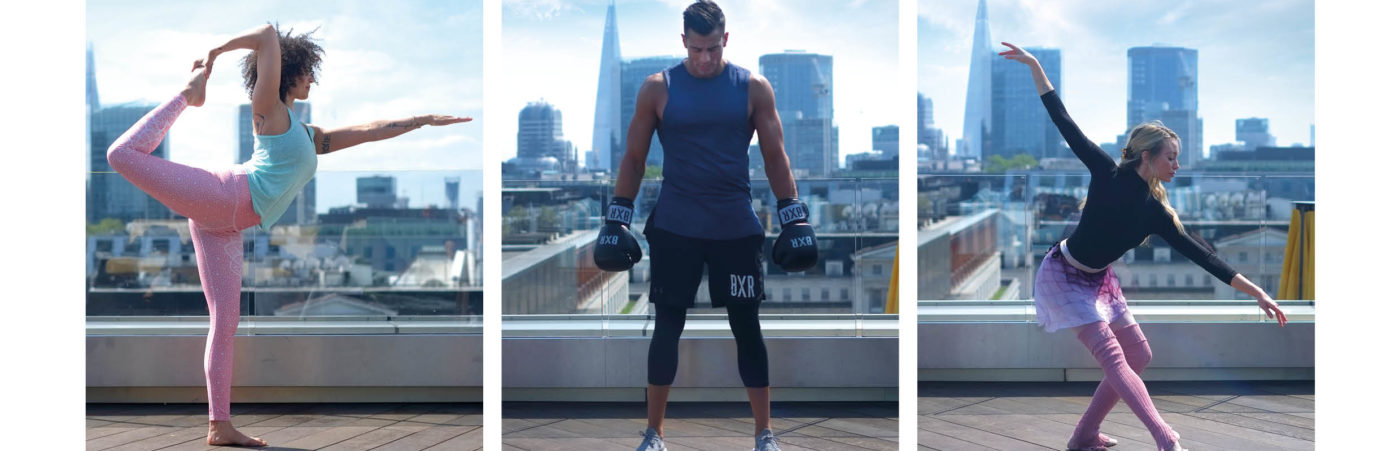 Fitness takes flight: Roofit pop-up series at Aviary this summer Hero Image