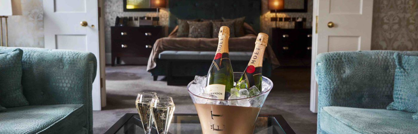 Home House Celebrates its 20th Anniversary with Bottomless Bedrooms: London's First Unlimited Champagne Suite Package Hero Image