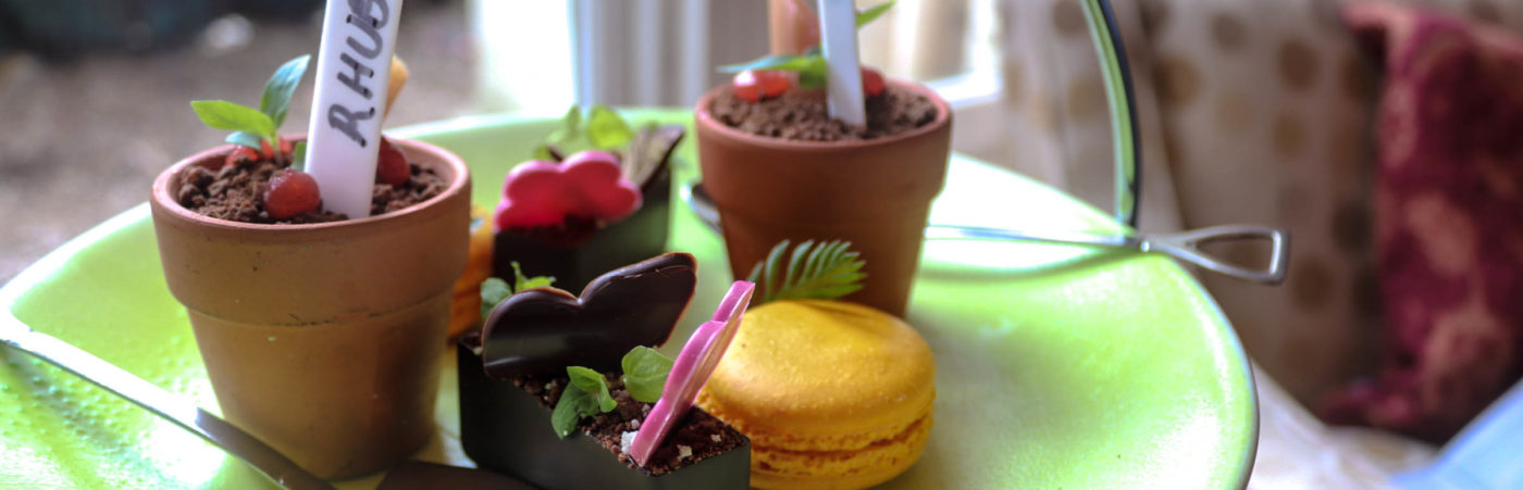 Celebrate Afternoon Tea Week with Down Hall Hotel & Spa's Allotment Afternoon Tea and Tea Tasting Hero Image