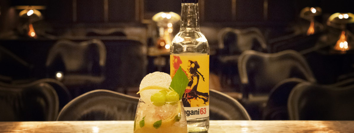 Singani 63 Launches in the UK at Manetta's Bar With Exclusive Cocktail Hero Image