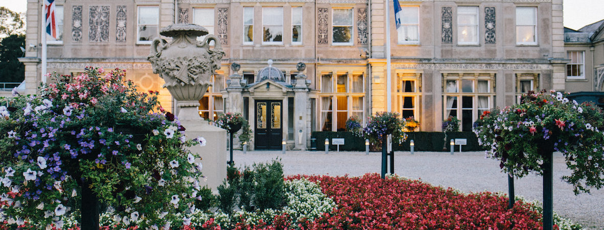 Down Hall Hotel & Spa Wins 'Something Different' Accolade at Essex Wedding Awards 2019 Hero Image