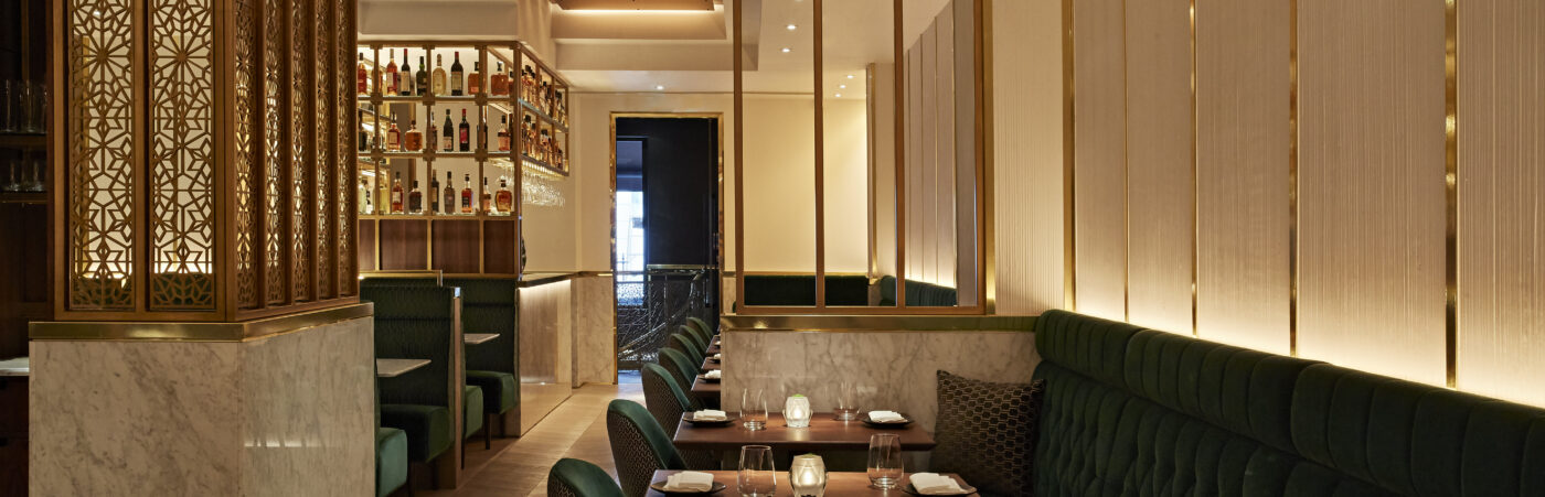 Veganuary Arrives at Mayfair's Indian Accent Hero Image