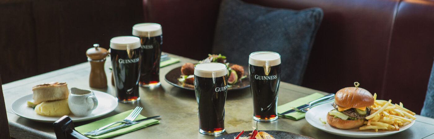 Free Round Of Guinness® Six Nations At Young's Pubs Hero Image