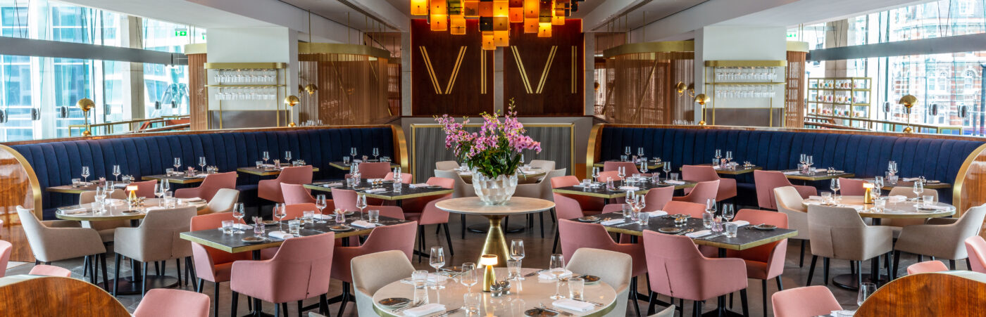 Bringing sixties back: VIVI Restaurant and Bar opens at Centre Point Hero Image