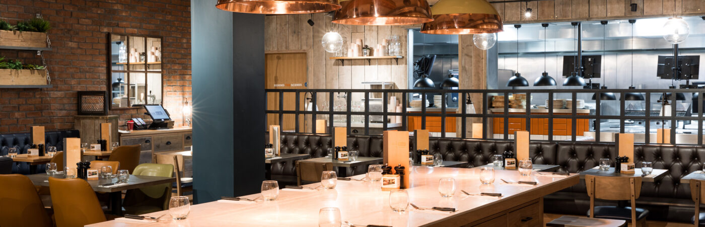 A Rare Find: Bar + Block Steakhouse To Open In Belfast Hero Image