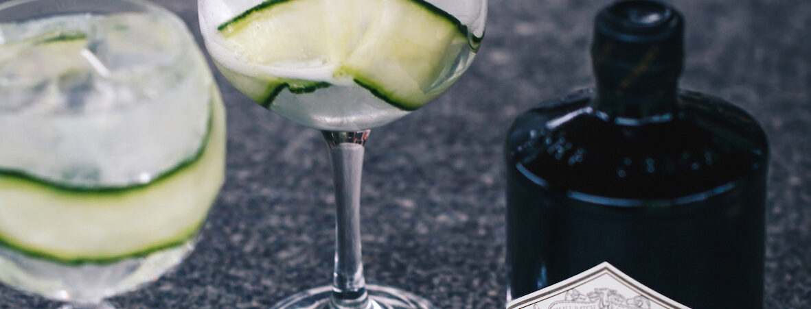 Free Hendrick's & Fever-Tree Tonic on Young's Annual Cucumber Currency Day Hero Image
