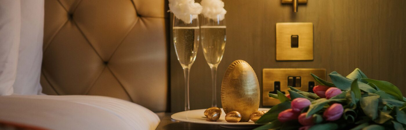Easter Eggs – travagance At The LaLit London Hero Image