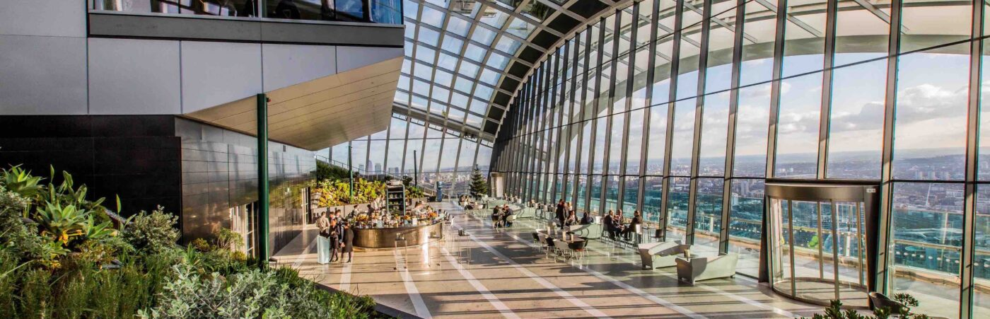 Easter at Sky Garden: Turn the Four-Day Weekend Up A Notch Hero Image