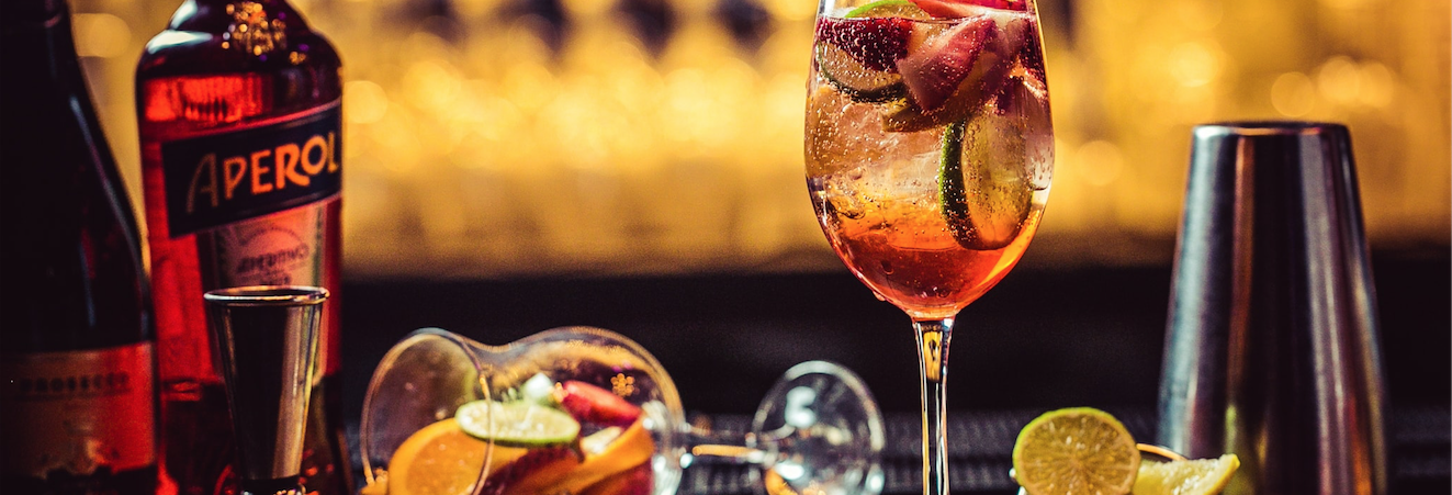 Celebrate May Bank Holiday with The Piano Works with Bottomless Aperol Spritz Hero Image