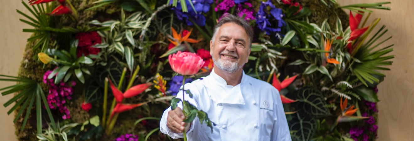 Jardin Blanc is Back at RHS Chelsea Flower Show with a Feat for the Senses Hero Image