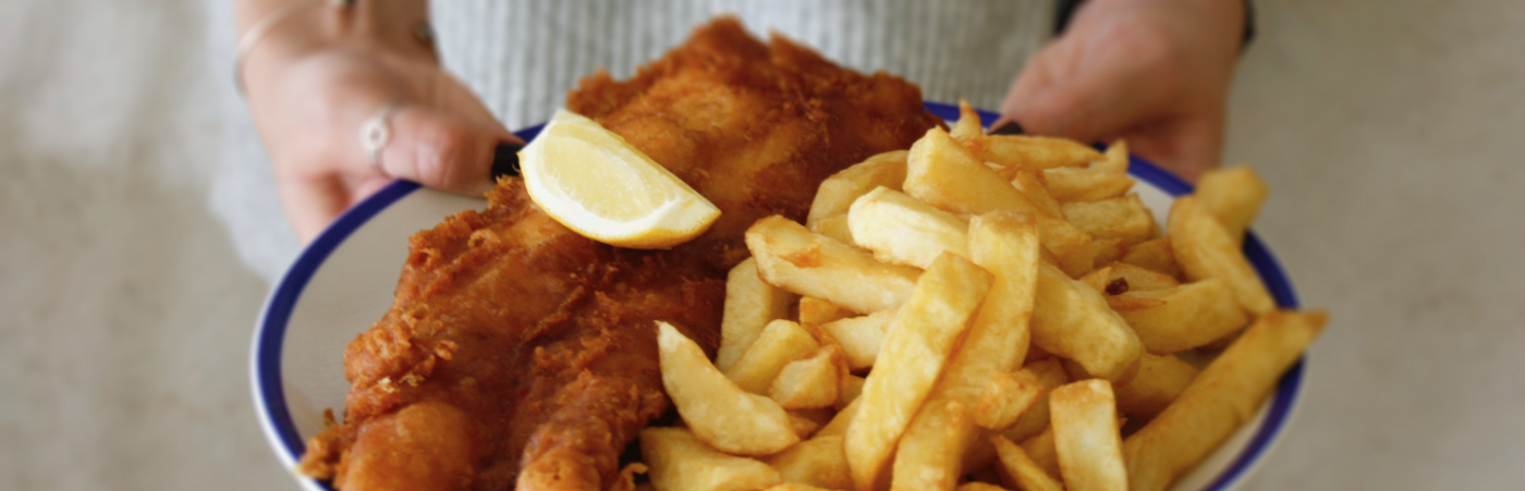 Eric's Fish and Chips: Bringing a True Taste of the Seaside to St Ives, Cambs Hero Image