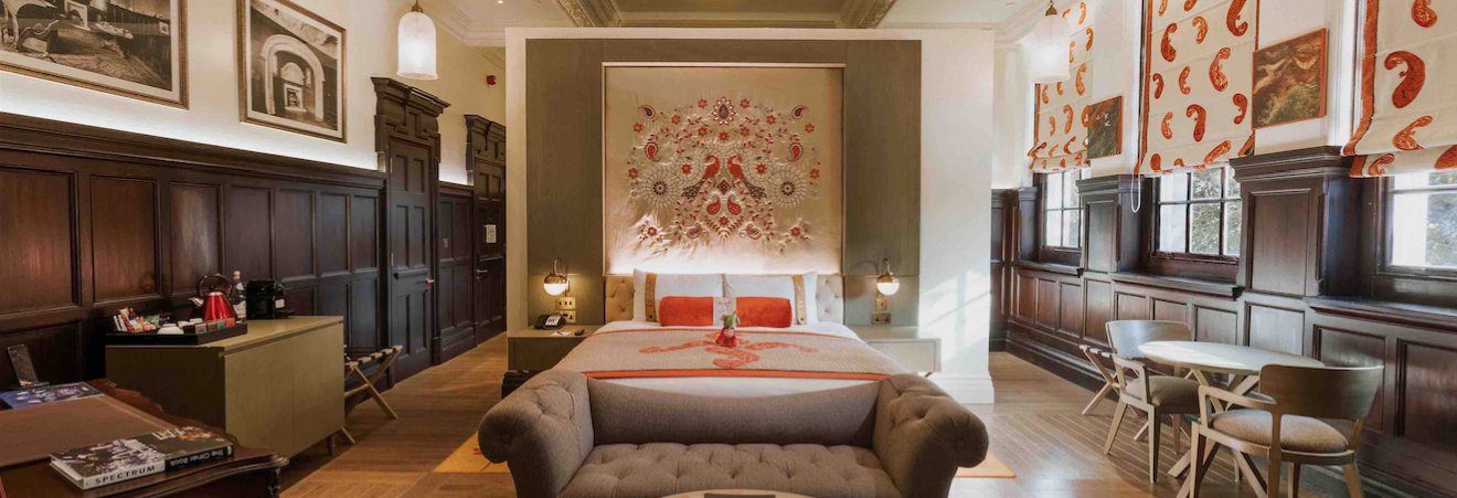 The LaLit London Retains 'Best UK City Hotel' Boutique Hotel Guest Experience Awards 2019 Hero Image