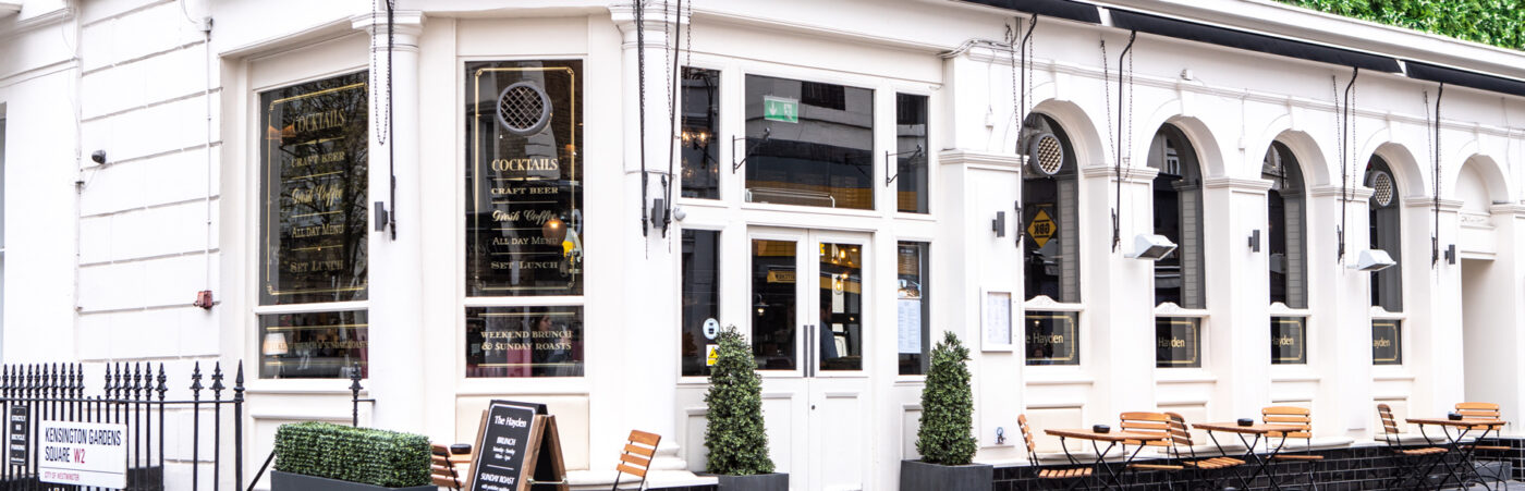 First Restaurant Group Expands Pub & Rooms Portfolio with Notting Hill Venue Hero Image