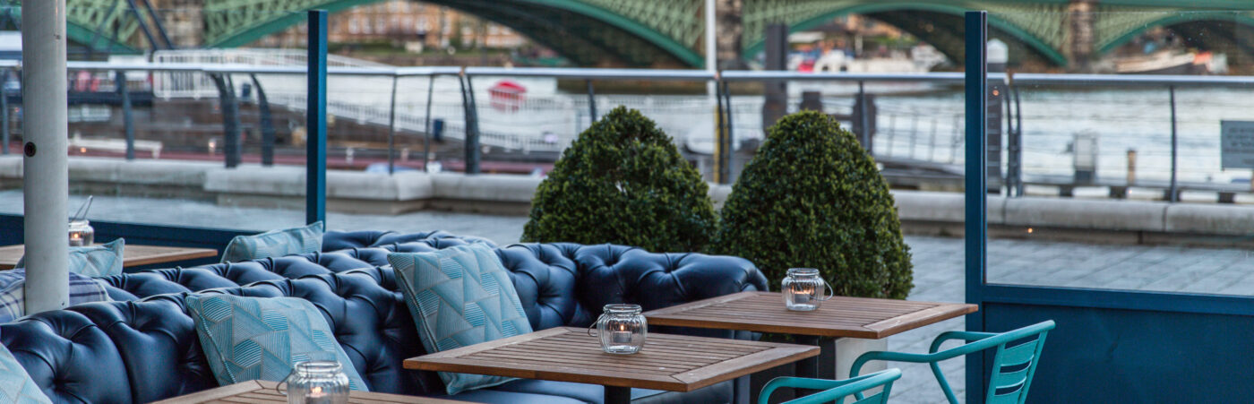 The New Look Waterfront – It's Gintastic! Hero Image
