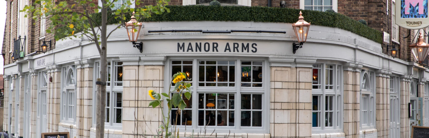 The Manor Arms – Streatham's Vibrant Local Has a New Look Hero Image
