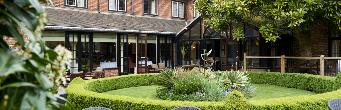 The Montagu Arms – a Gourmet Escape in the New Forest Hero Image