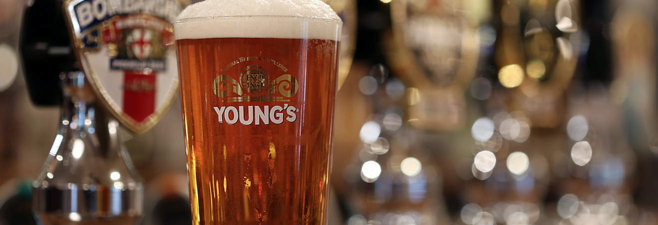 Free Pint For Everyone! Hip Hip Hooray – 188 Years Young Hero Image