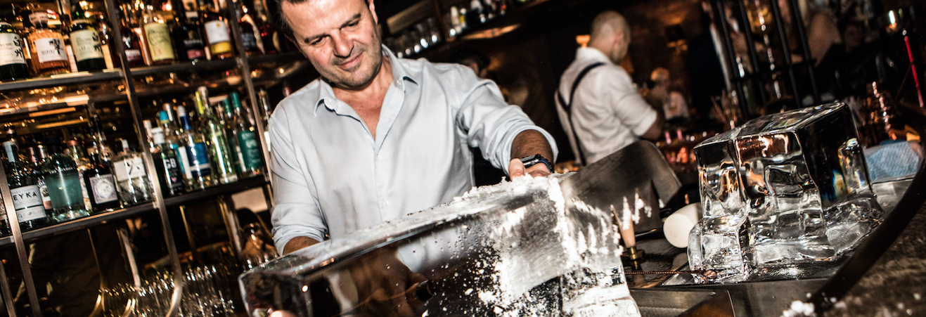 Ice Carving, Creative Cocktails & DJ Nights – Welcome to The Bar at Heritage Hero Image