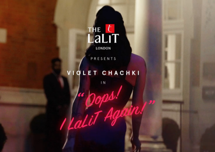 With New Ambassador Violet Chachki, The Lalit London Is No Drag Hero Image