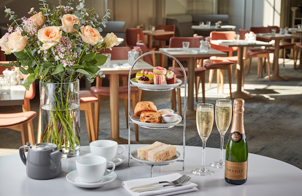 Say Bon Appétit to a Gauguin-Inspired Afternoon Tea at The National Cafè Hero Image
