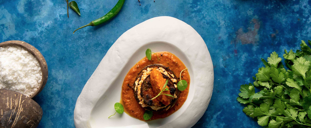 Meat-less Masterclasses and Menus at Baluchi this World Vegan Month Hero Image