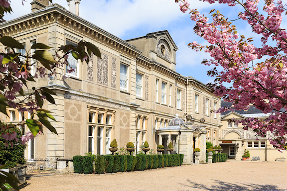 Down Hall Named 'Hotel Wedding Venue of The Year' at The Essex Wedding Awards 2020 Hero Image