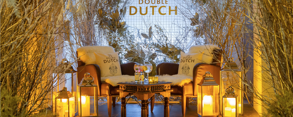 Double Dutch Launches Pop-Up Winter Bar at The Cinnamon Club Hero Image