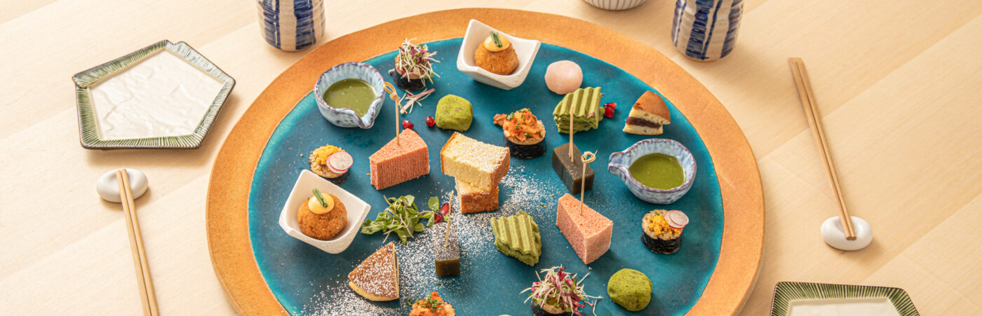 A visual feast – Akira at Japan House Launches Japanese Afternoon Tea Service Hero Image