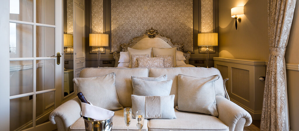 Escape to Down Hall for a Luxurious Valentine's Staycation Hero Image