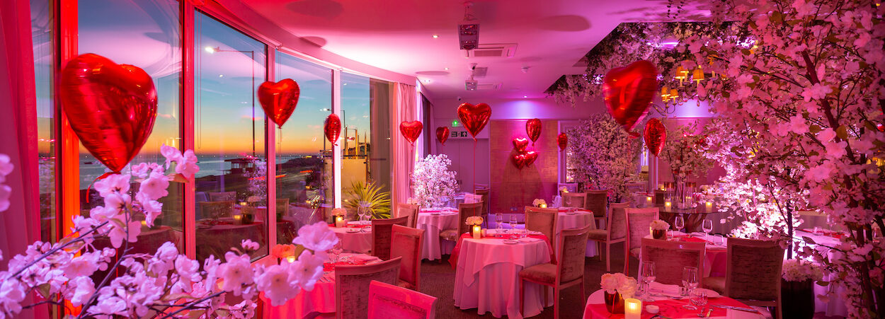 Enjoy A Romantic Seaside Escape This Valentine's Day at Roslin Beach Hotel Hero Image