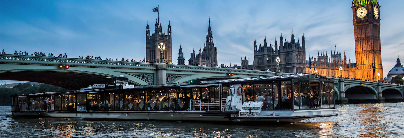 Celebrate Burns Night on Board with Bateaux London Hero Image